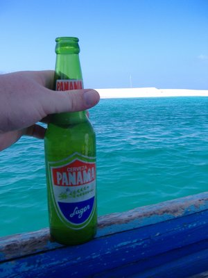 Panama Beer, Pearl Islands, Panama
