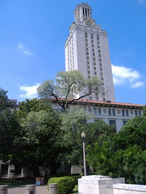 Tower, University of Texas