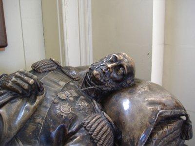Greenwich Park Chapel, Dead Guy