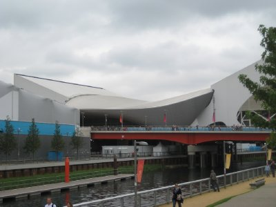 2012 09 01 Aquatic Centre