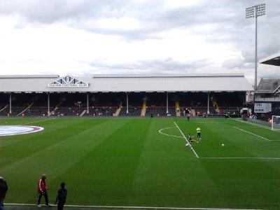 The Pitch - Fulham FC vs Stoke City
