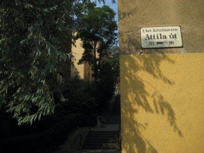 Atilla Street