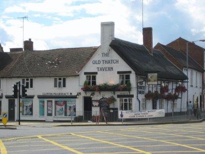 Stratford's Thatch Roof Inn