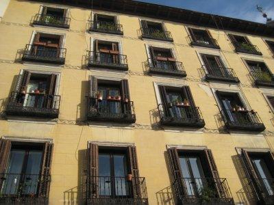 Balconies ad infinitum