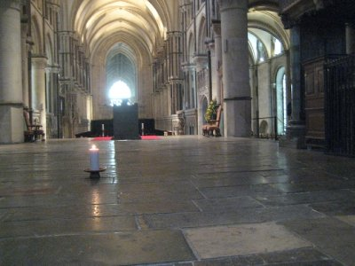 Thomas Beckett Memorial, Canterbury Cathedral