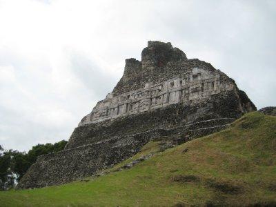 Frieze on El Castillo