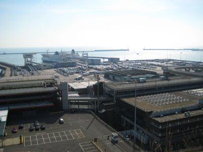 Dover Ferry Port