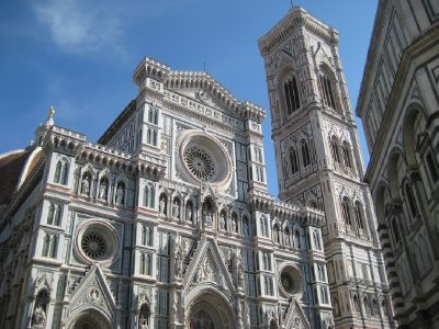 Duomo Facade and Tower