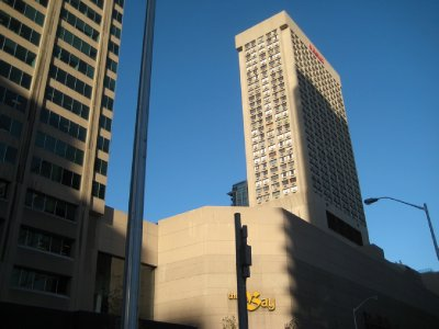 Bloor Street Marriott Hotel