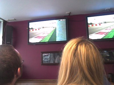 F1 at Sports Cafe London