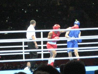 Landing a Punch