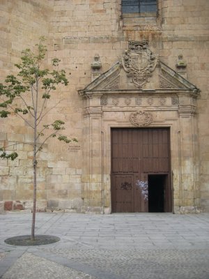 Monastery of the Annunciation Doorway