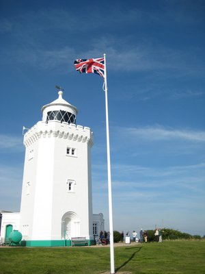 South Foreland Lighthouse, Dover, Kent, UK