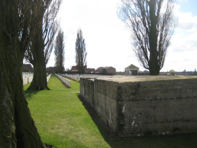 Pillbox, Tyne Cot Cemetery