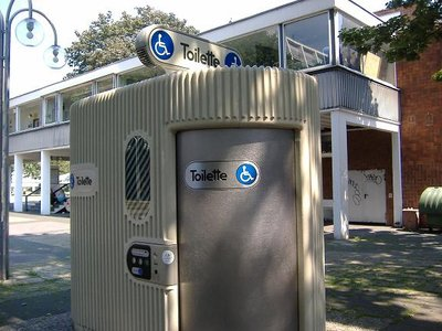 Public Toilet
