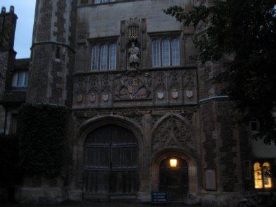 Trinity College, University of Cambridge