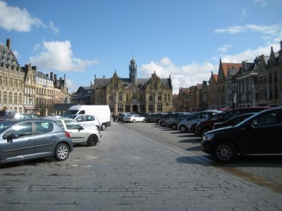 Main Square Ypres
