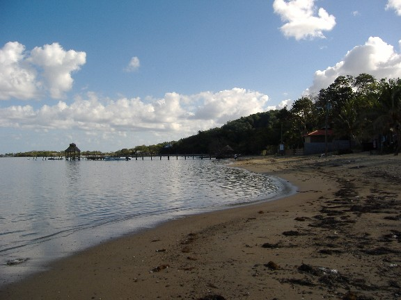 Beach at Sandy Bay