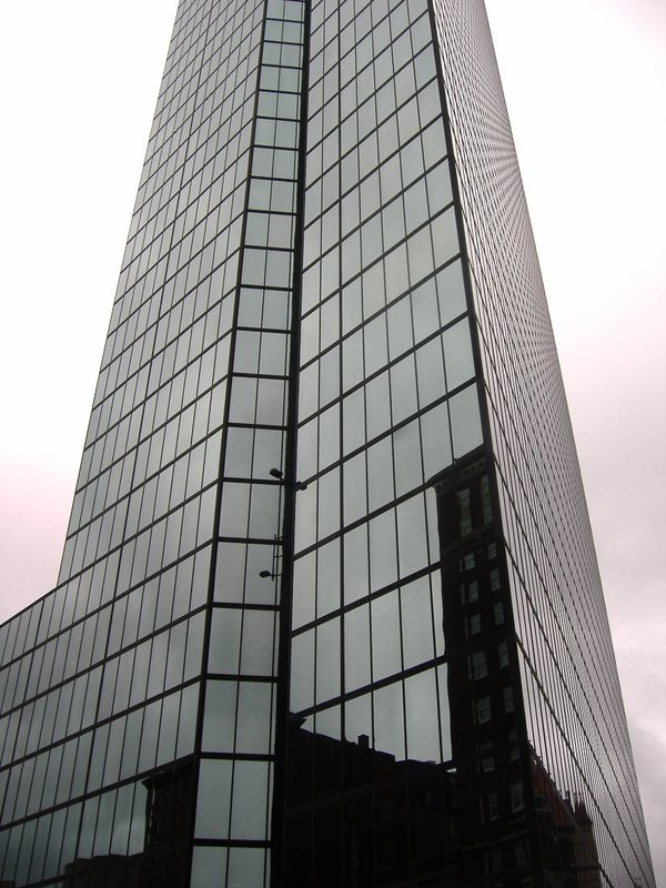 Hancock Building, Boston, USA