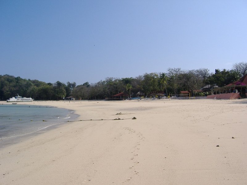 Playa Larga, Contadora, Pearl Islands, Panama