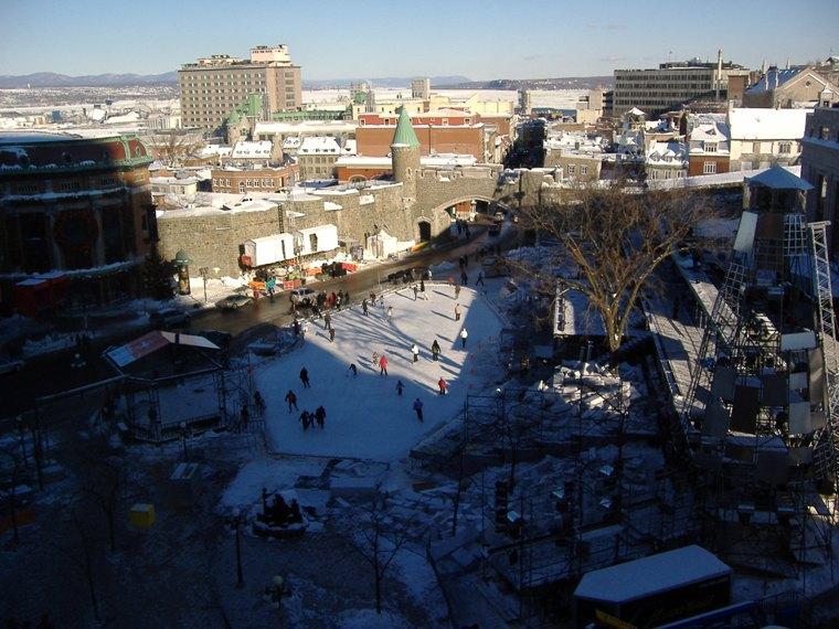Place D'Youville, Quebec City