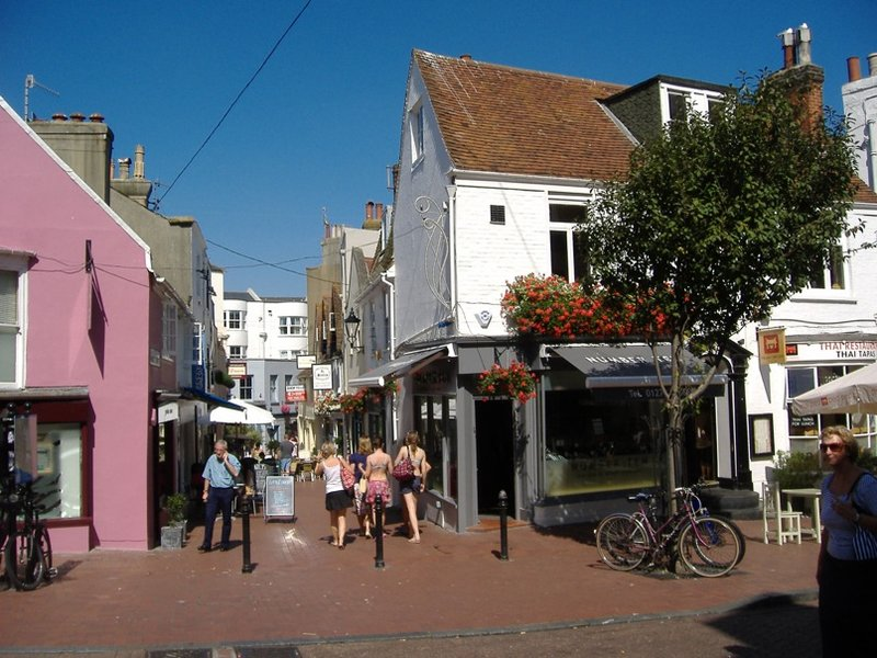 Brighton Shops