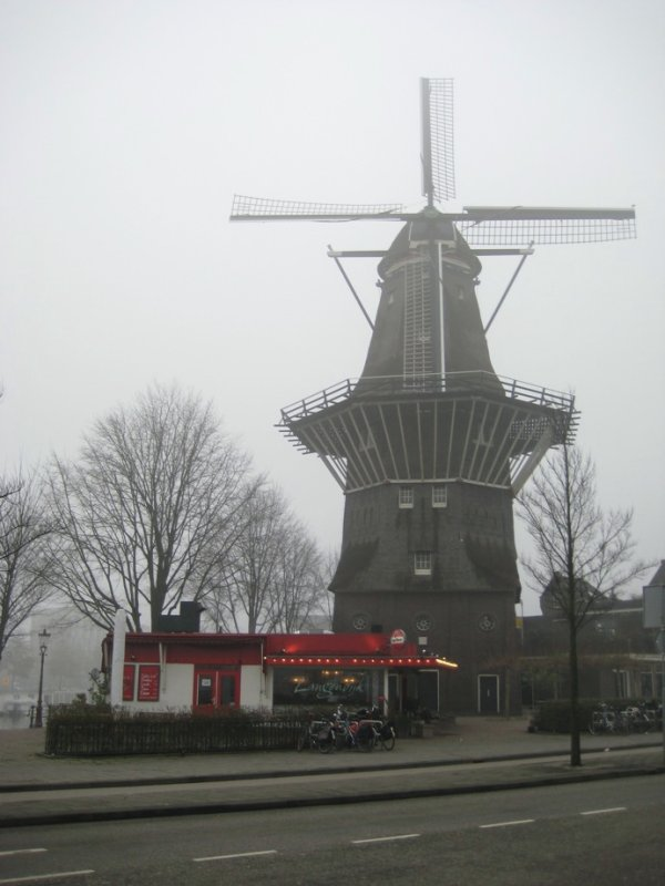 Brouwerij t Ij Windmill