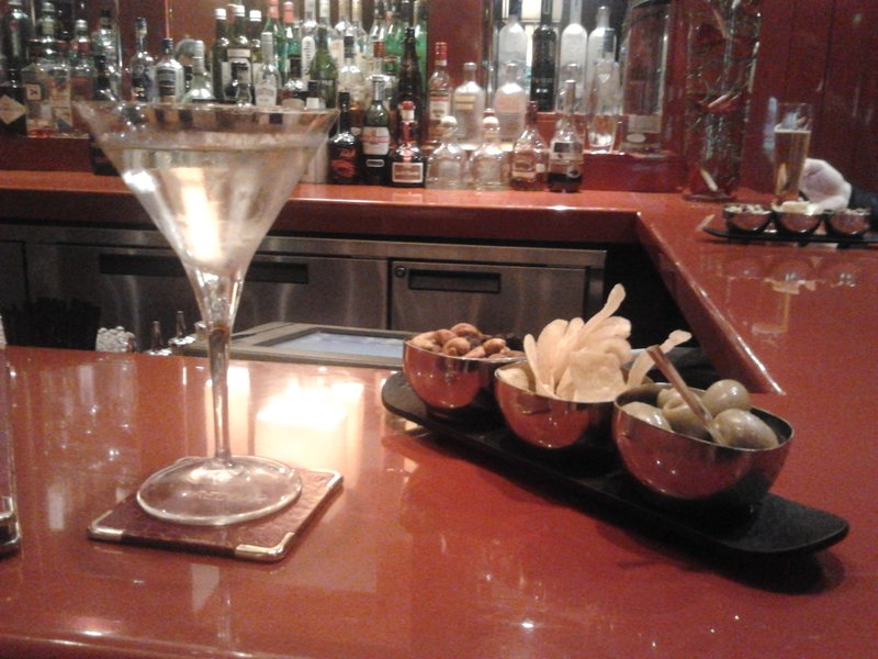 Martini at Grosvenor House, A JW Marriott Hotel Hotel, London