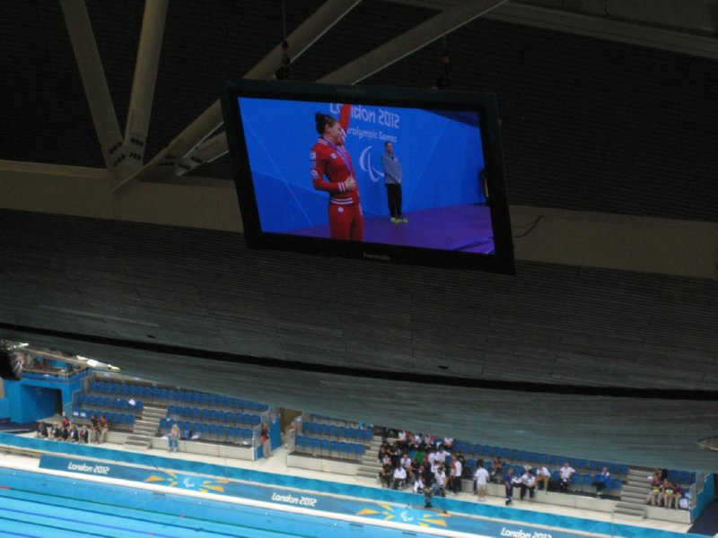 2012 09 01 Marie Grand-Maison Silver Medalist