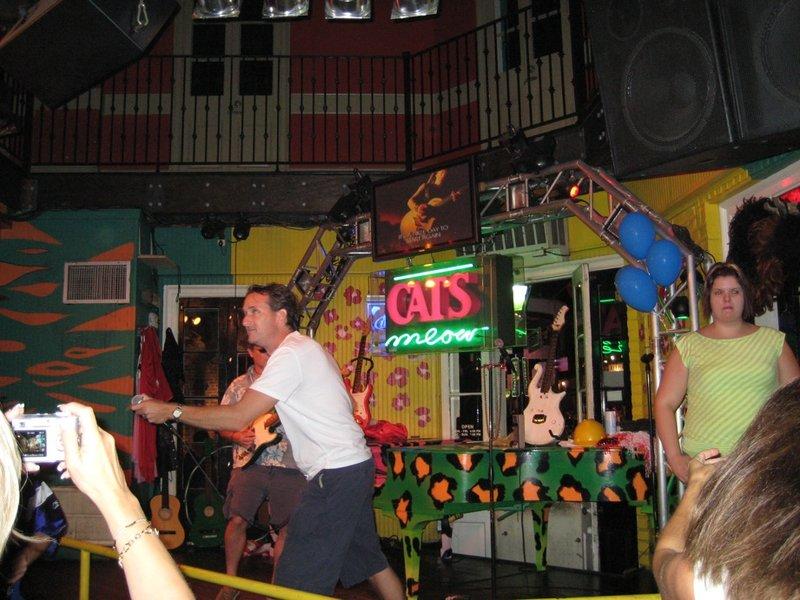 Cat's Meow Karaoke, Bourbon Street