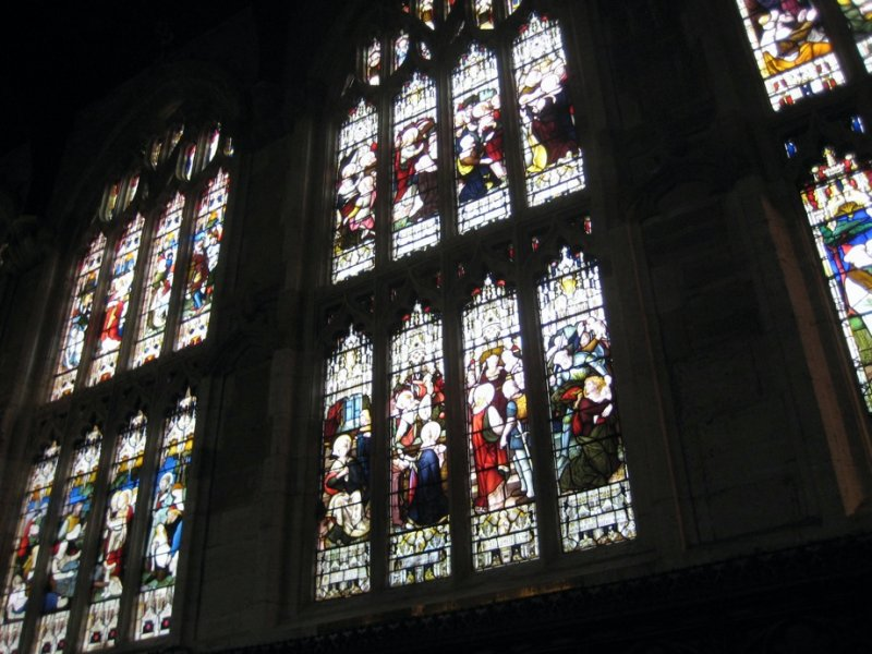 Holy Trinity Church Stained Glass