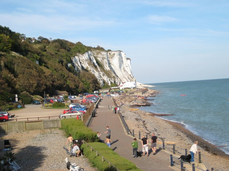 St Margaret's Bay, Kent, UK