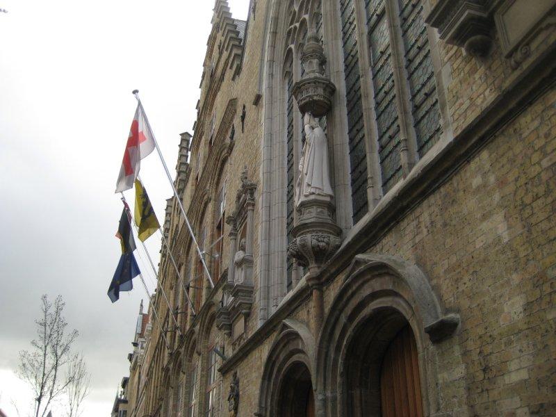 Old Buildings on Rijelsestraat