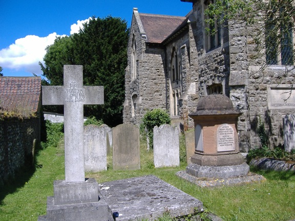 Eynsford Church (Baptist) Cemetery