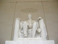 Lincoln Memorial, Washington, DC, USA