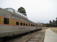 Grand Canyon Village Train