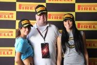 Greg and the Pirelli Girls