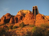 Sedona - Chapel of the Holy Cross, Sedona, Arizona