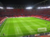 Arsenal's Emirates Field, November 2009
