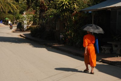 monk umbrella
