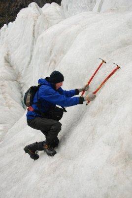 Ross climb