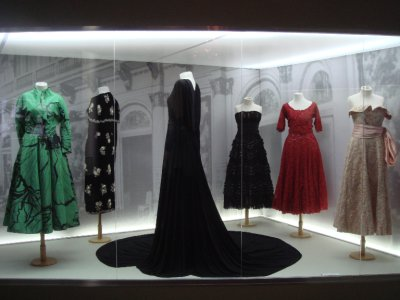 Evita&#39;s clothes