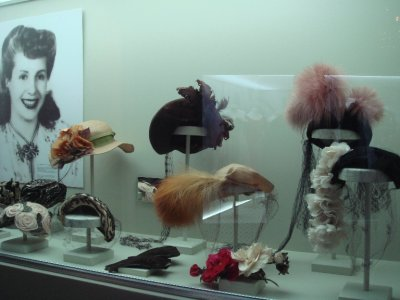 Evita's hats