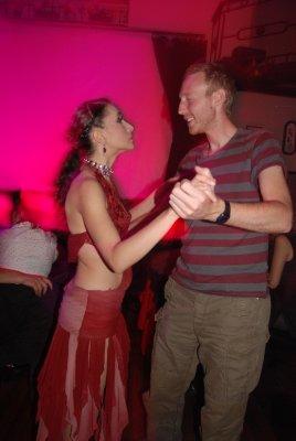ross dancing