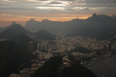 Rio from sugar loaf
