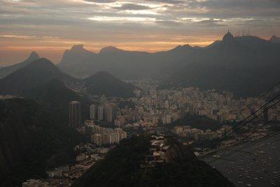 Rio from sugar loaf