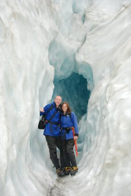Us ice cave