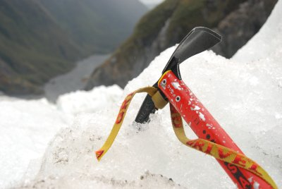 ice axe