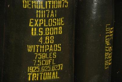 bombs