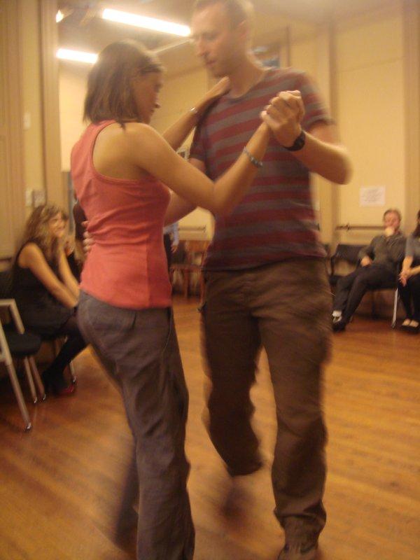 us learning tango